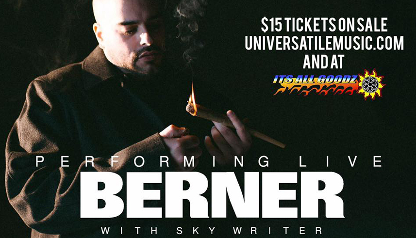 Berner Live in Mesa